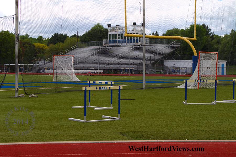 Stadium at Hall High