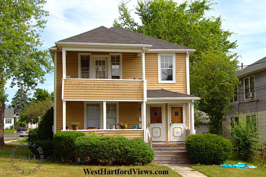West Hartford Two Family